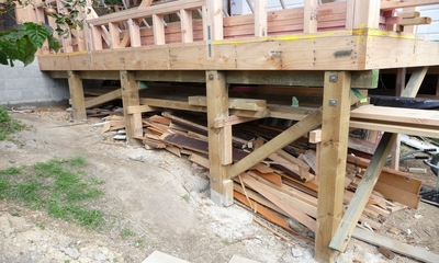 Taxonomy shallow foundation with lateral capacity fossl for Wood piling foundation