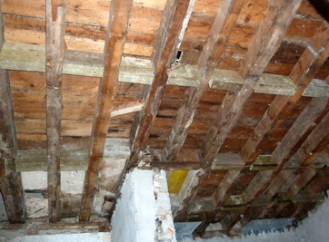 Taxonomy Wooden Beams Or Trusses And Joists Supporting