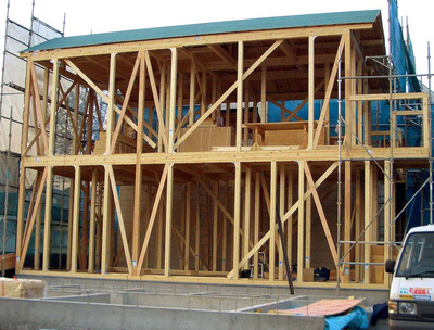 Taxonomy light wood members wli for House framing terms